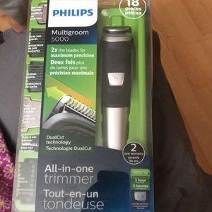 Philips Multigram 5000 model#  MG5750/18